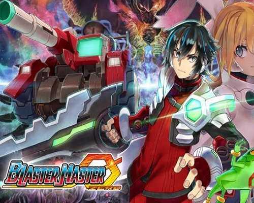 Blaster Master Zero PC Game Free Download