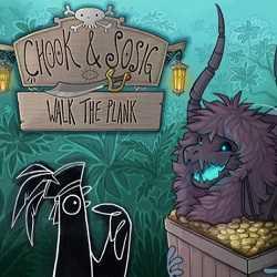 Chook & Sosig Walk the Plank
