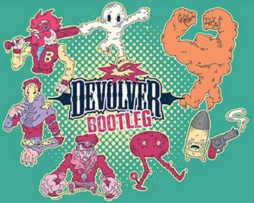 Devolver Bootleg PC Game Free Download