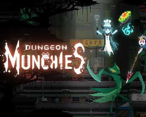 Dungeon Munchies PC Game Free Download