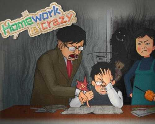 HomeWork Is Crazy PC Game Free Download