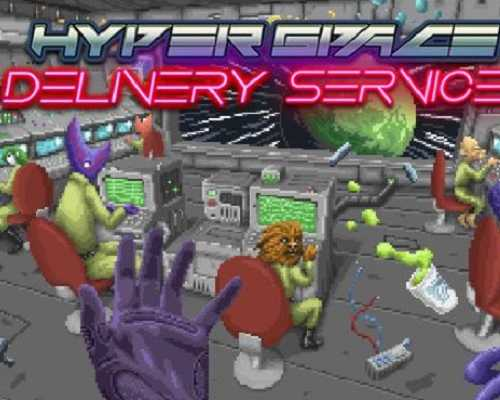 Hyperspace Delivery Service PC Game Free Download
