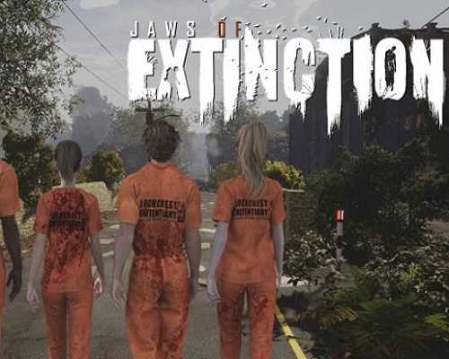 Jaws Of Extinction PC Game Free Download