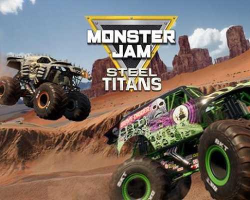 Monster Jam Steel Titans Free PC Download