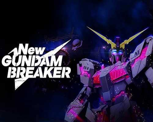 New Gundam Breaker PC Game Free Download