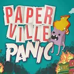 PAPERVILLE PANIC VR PC Game Free Download