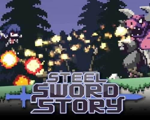 Steel Sword Story PC Game Free Download