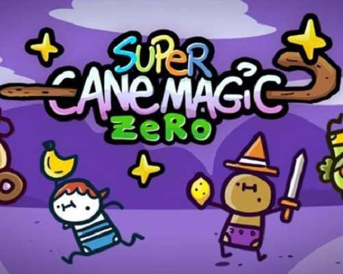 Super Cane Magic ZERO PC Game Free Download