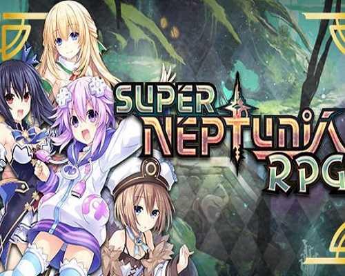 Super Neptunia RPG PC Game Free Download