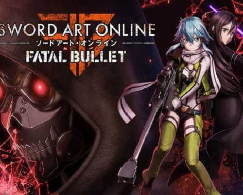 Sword Art Online Fatal Bullet Free PC Download