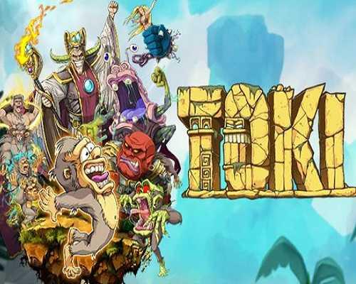 Toki PC Game Free Download