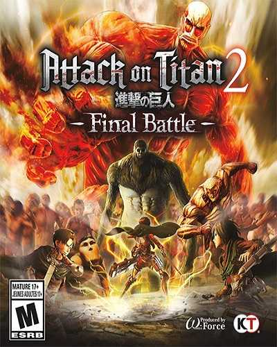 ATTACK ON TITAN 2 FINAL BATTLE Free Download