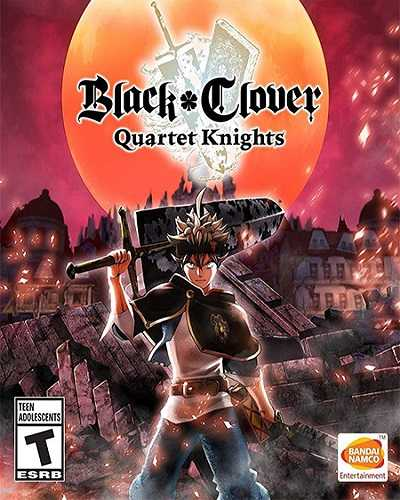 Black Clover Quartet Knights Free PC Download