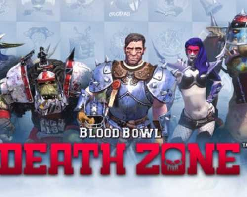 Blood Bowl Death Zone PC Game Free Download