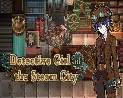Detective Girl of the Steam City Free PC Download