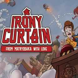 Irony Curtain From Matryoshka with Love