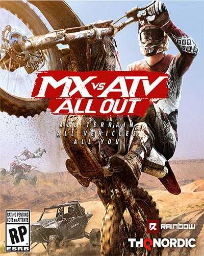 MX vs ATV All Out PC Game Free Download