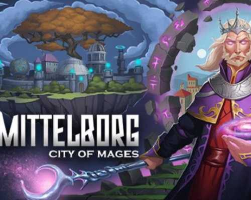 Mittelborg City of Mages PC Game Free Download