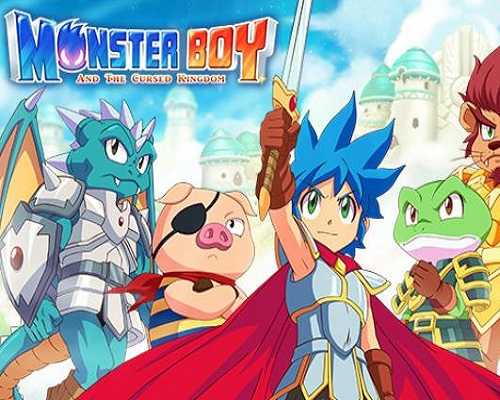 Monster Boy and the Cursed Kingdom Free PC Download
