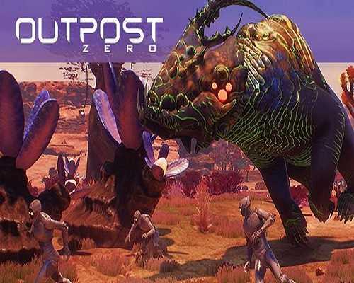 Outpost Zero PC Game Free Download