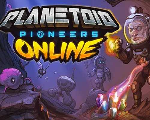 Planetoid Pioneers Online PC Game Free Download