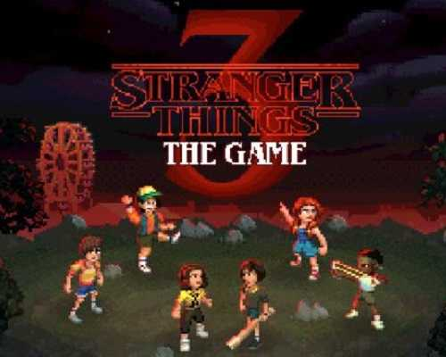 Stranger Things 3 The Game PC Game Free Download