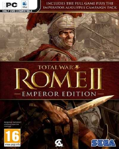 Total War Rome 2 Emperor Edition Free PC Download