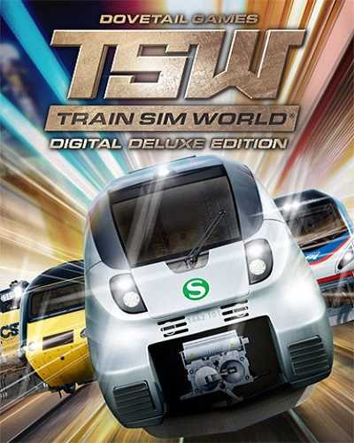 Train Sim World Digital Deluxe Edition Free PC Download