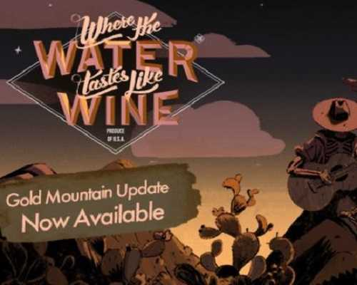 Where the Water Tastes Like Wine Free PC Download