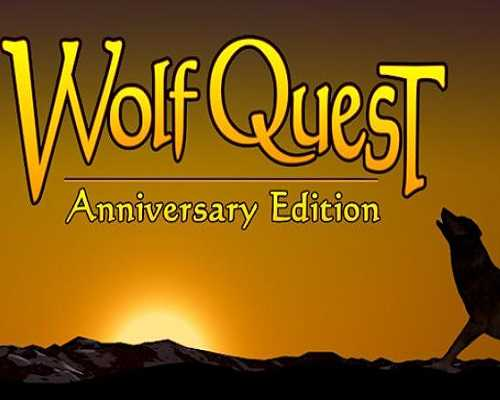 WolfQuest Anniversary Edition Free PC Game Download
