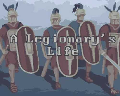 A Legionarys Life PC Game Free Download