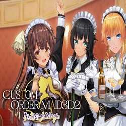 CUSTOM ORDER MAID 3D2 Its a Night Magic
