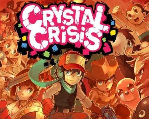 Crystal Crisis PC Game Free Download