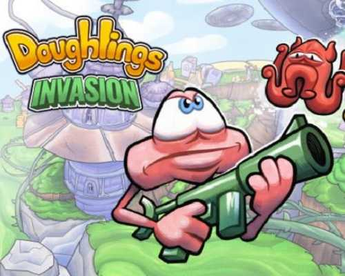 Doughlings Invasion PC Game Free Download