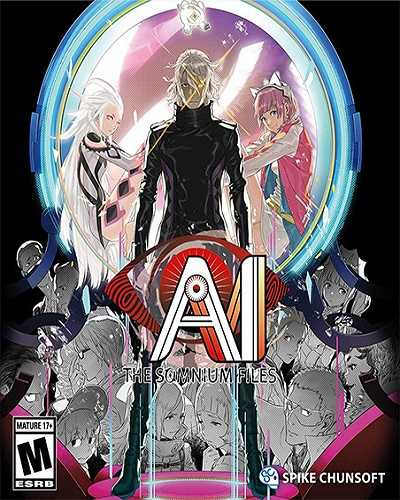 AI The Somnium Files PC Game Free Download