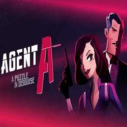 Agent A A puzzle in disguise