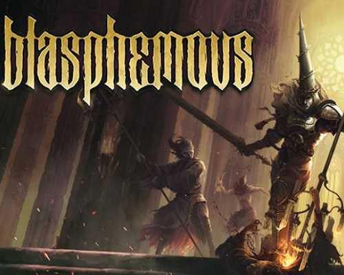 Blasphemous PC Game Free Download