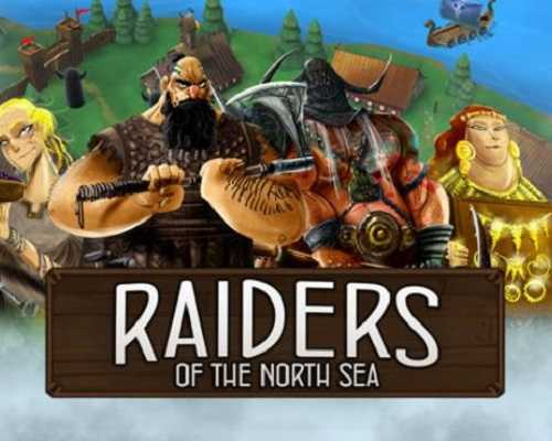 Raiders of the North Sea PC Game Free Download