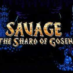 SAVAGE The Shard of Gosen