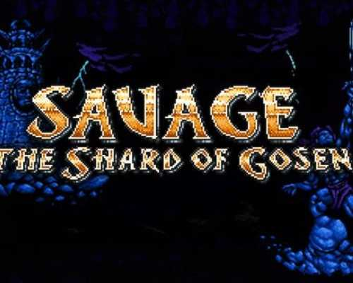 SAVAGE The Shard of Gosen PC Game Free Download