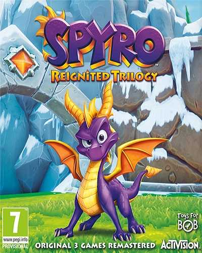 Spyro Reignited Trilogy PC Game Free Download