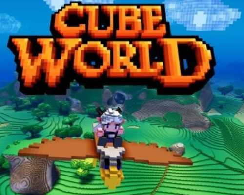 Cube World PC Game Free Download