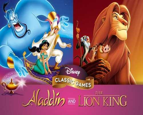 Disney Classic Games Aladdin and The Lion King Free