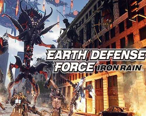 EARTH DEFENSE FORCE IRON RAIN PC Game Free Download