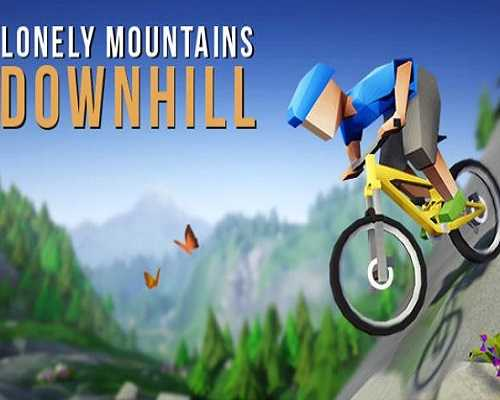 Lonely Mountains Downhill PC Game Free Download