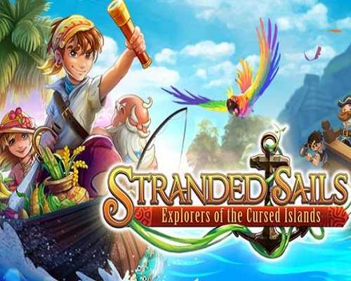 Stranded Sails Explorers of the Cursed Islands PC Game Free Download
