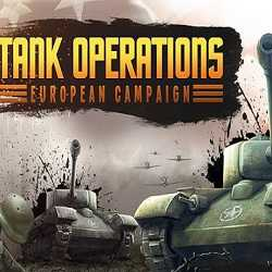 Tank Operations European Campaign