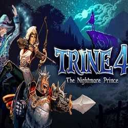 Trine 4 The Nightmare Prince Free PC Game Download