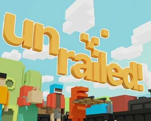 Unrailed PC Game Free Download