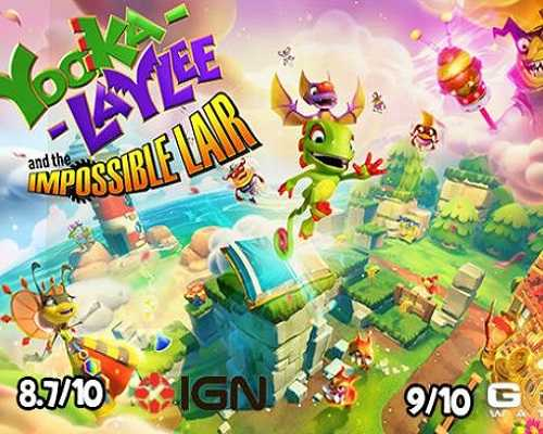 Yooka Laylee and the Impossible Lair Free PC Download
